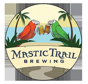 Mastic Trail Brewing logo top