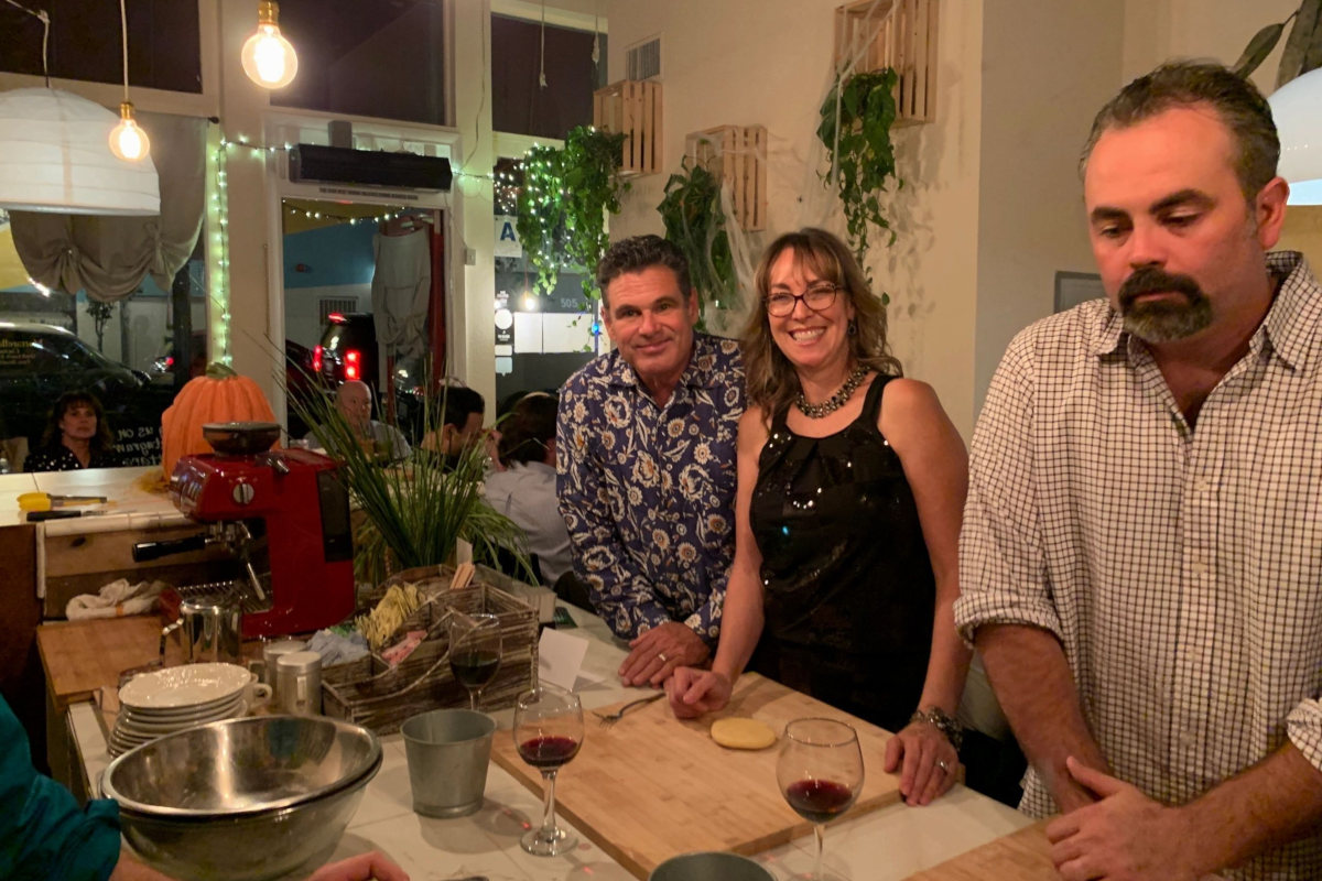 night cooking class