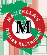 Mazzellas Italian logo top