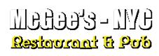 McGee's Pub logo top