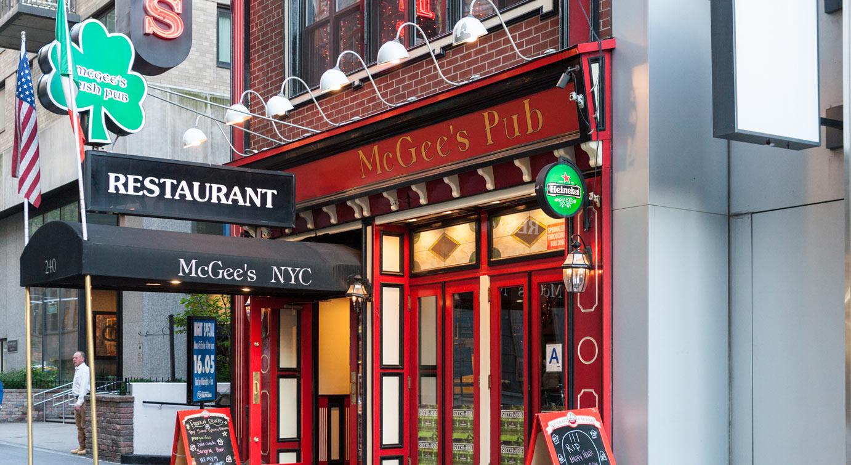 Pub Mclaren New York