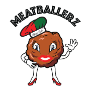 Meatballerz logo top