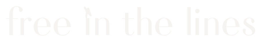 Free in the lines logo