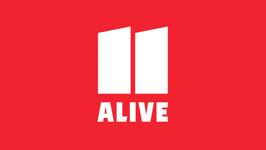 Alive 11 logo