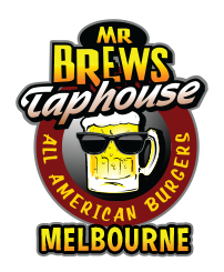 Mr Brews Taphouse - Melbourne logo top