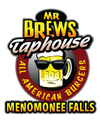 Mr Brews Taphouse - Menomonee Falls logo top