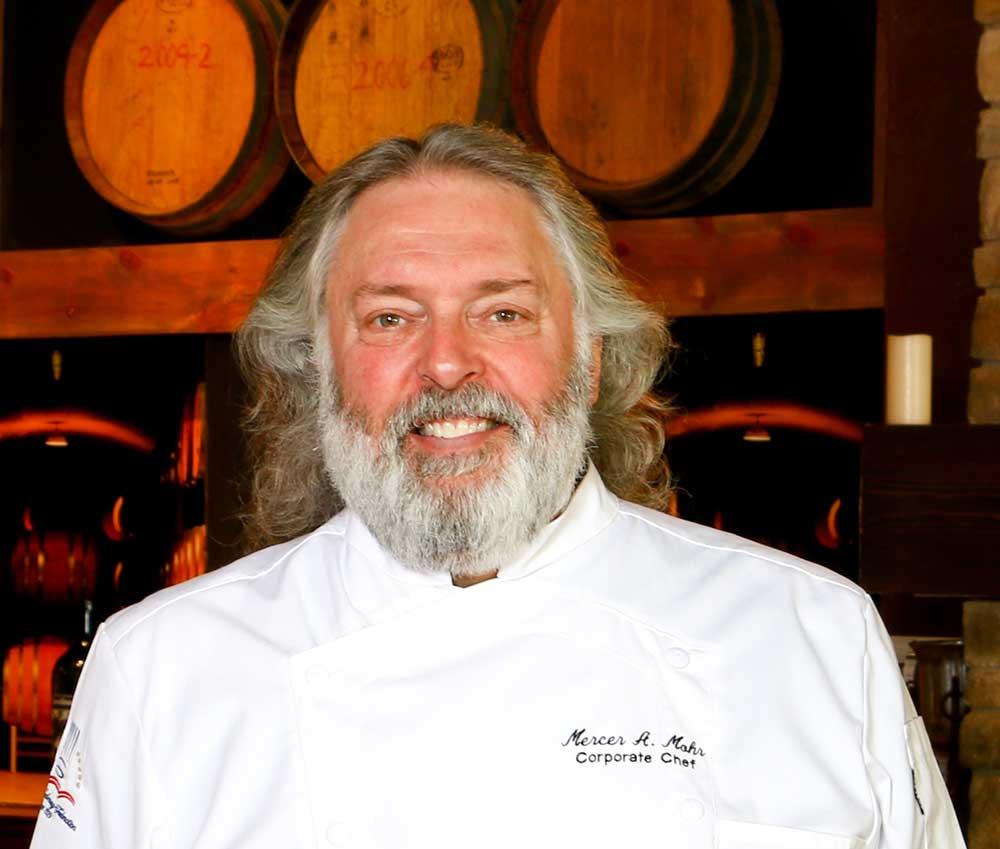 Chef Mercer Mohr