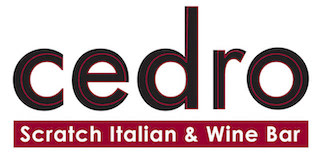 Cedro Italian bar logo