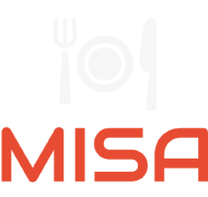 Misa logo top