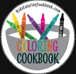 coloring cookbook logo