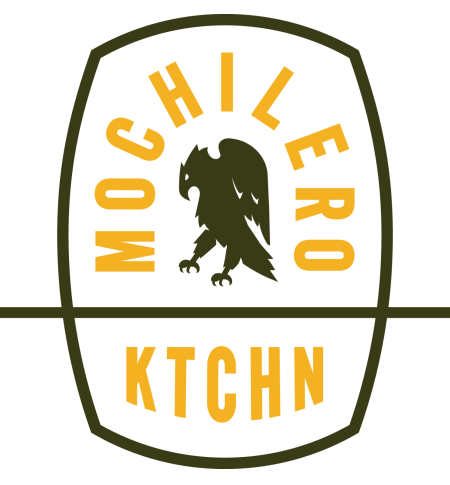 Mochilero Kitchen logo top