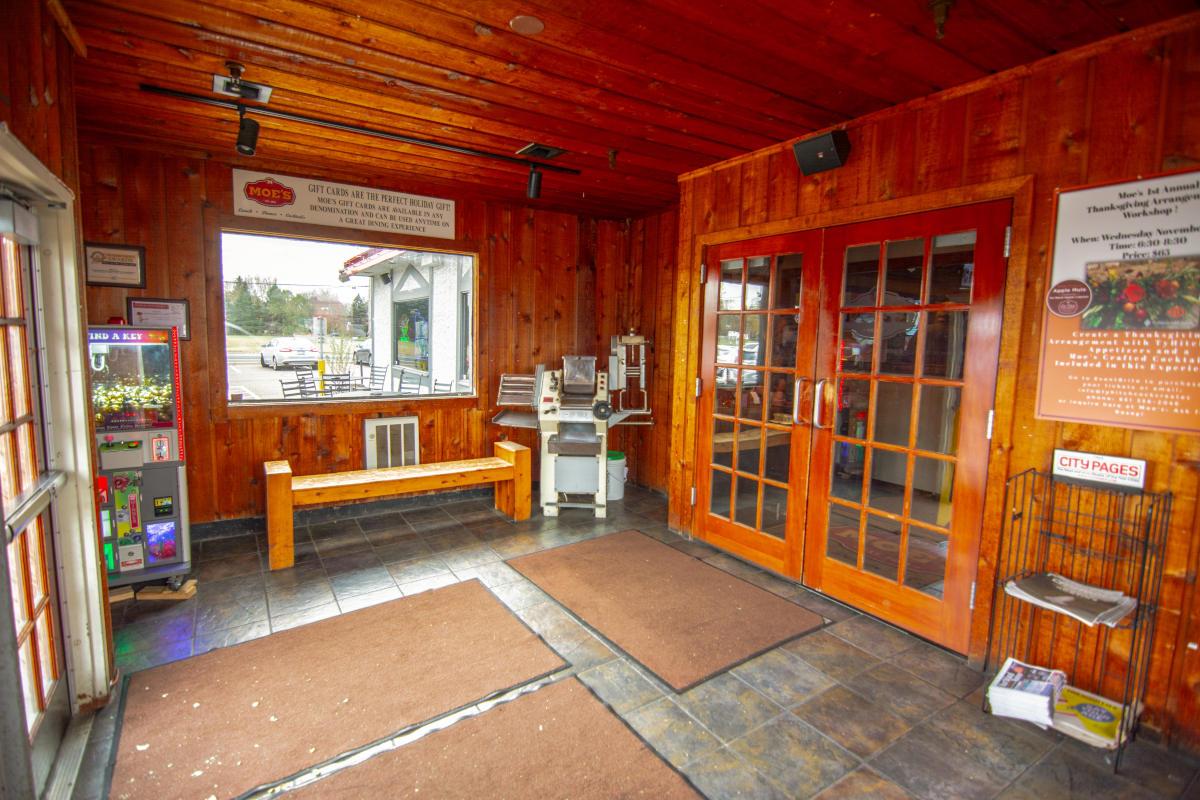 entrance, bigg wooden door