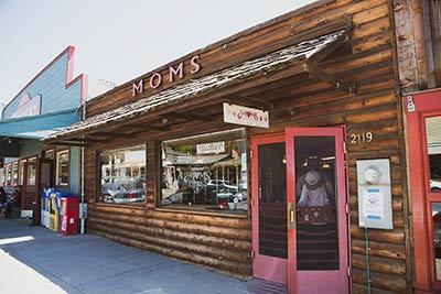 Julian location restaurant exterior