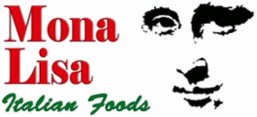 Mona Lisa Italian Foods logo scroll