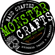 Monster Crafts Food Truck logo