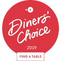 dinners choice badge