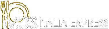Mo's Italia Express logo top