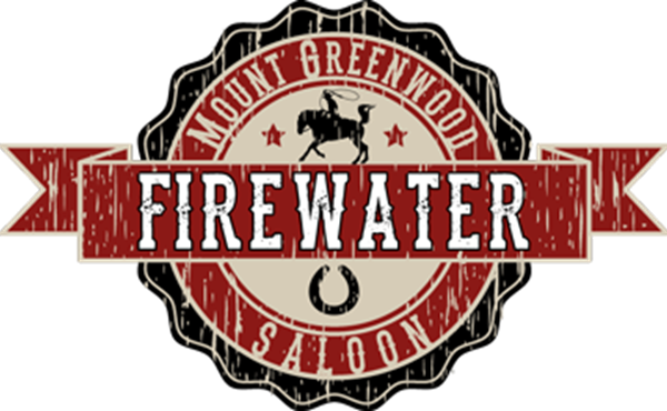 Firewater Saloon -  Mount Greenwood logo top