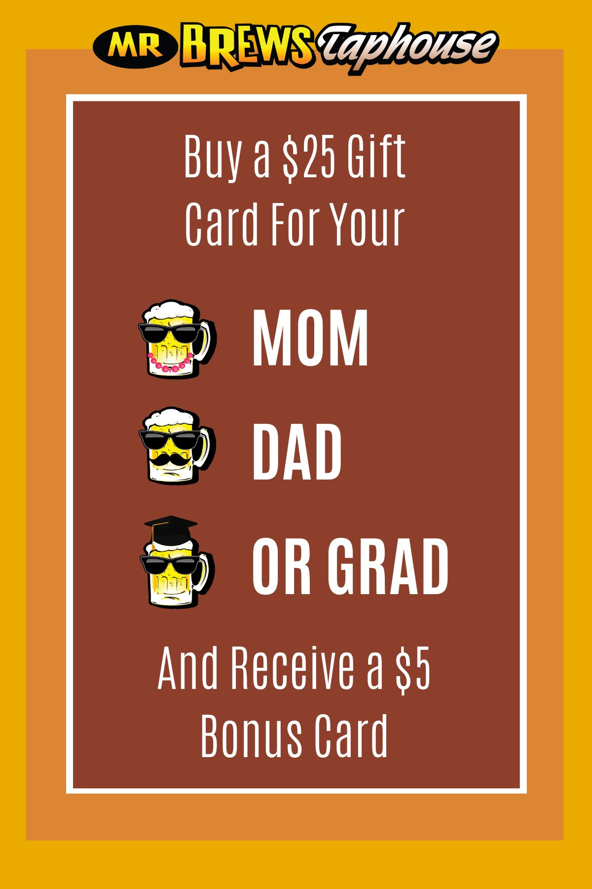Gift Cards Promo Offer
