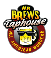 Mr Brews Taphouse logo top