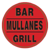 Mullane's logo top