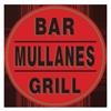 Mullane's logo top