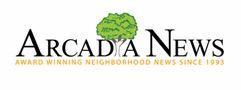 arcadia news logo
