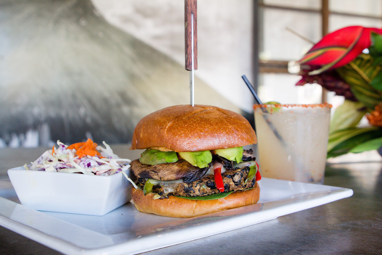 burger food photo