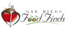 San Diego Food Finds logo
