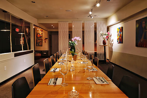 private dining Art gallery room photo1