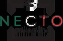Necio Mexican Kitchen logo top