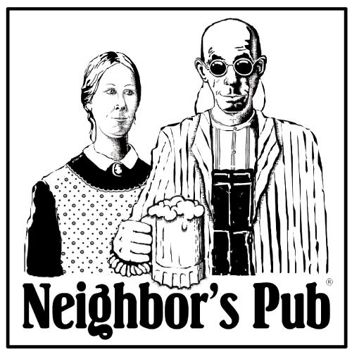 Neighbor's Pub logo top