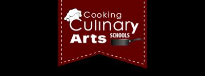 cooking culinary arts schools logo