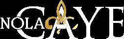 NOLA Caye logo top