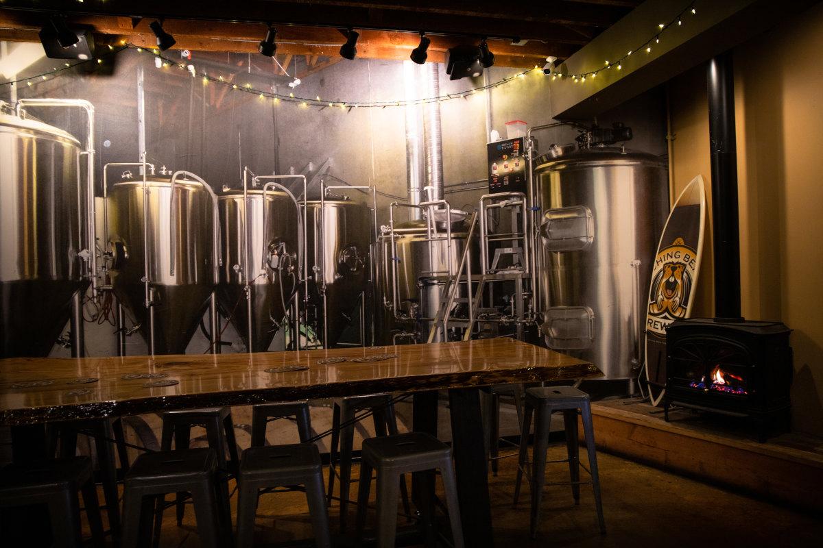 brewing facility