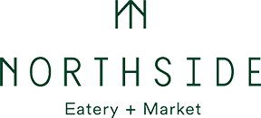 Northside Eatery + Market logo scroll