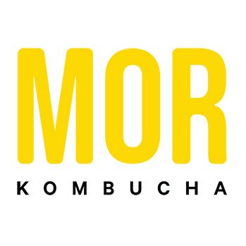 mor kombucha logo