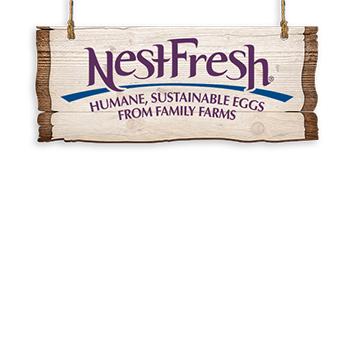 nestfresh eggs logo