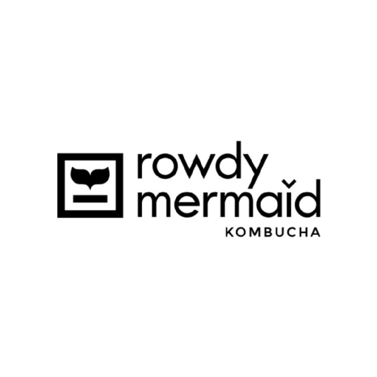 Rowdy mermaid logo