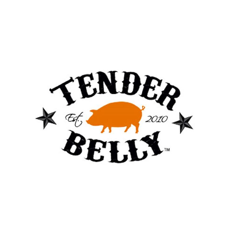 Tender belly logo