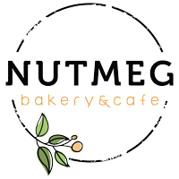 Nutmeg Bakery & Cafe logo top