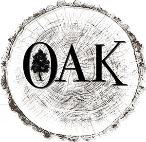 Oak on Camelback logo top