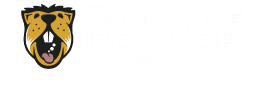 Belching Beaver- Oceanside Brewhouse logo scroll