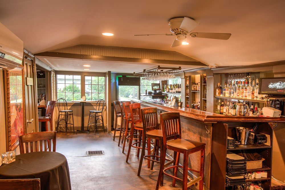 Attic Bar – Up to 75 Guests