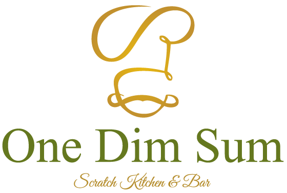 One Dim Sum logo scroll