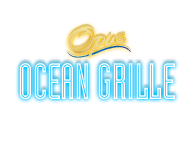 Opus Ocean Grille logo scroll