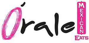 Orale Mexican Eats logo top