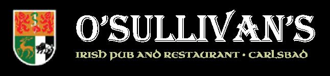 O'Sullivan's Irish Pub carlsbad logo