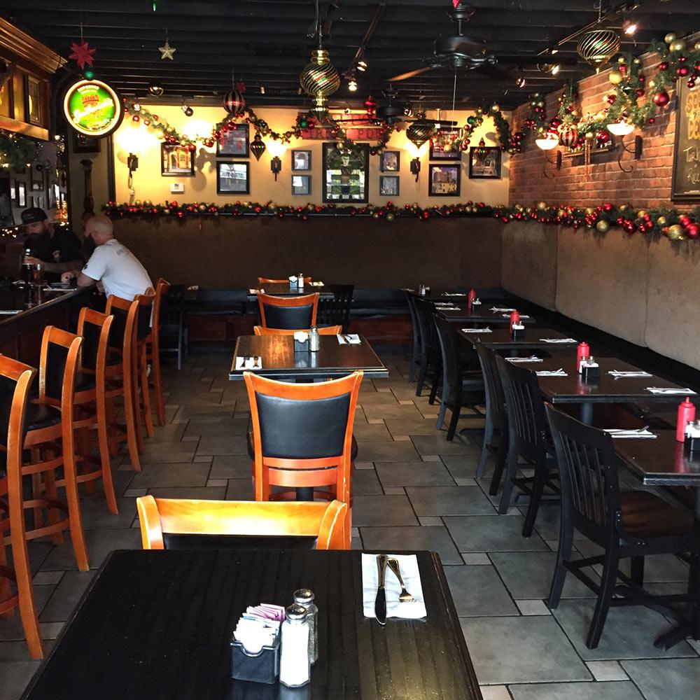 O'Sullivan's Irish Pub interior