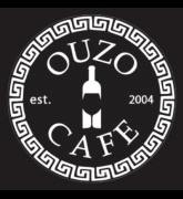 Ouzo Cafe logo top